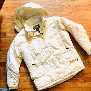 LL BEAN Down Winter Coat (Heavy)